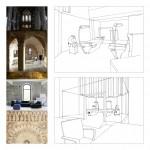 Konzept Kathedrale : OP