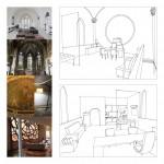 Konzept Kathedrale : Büro
