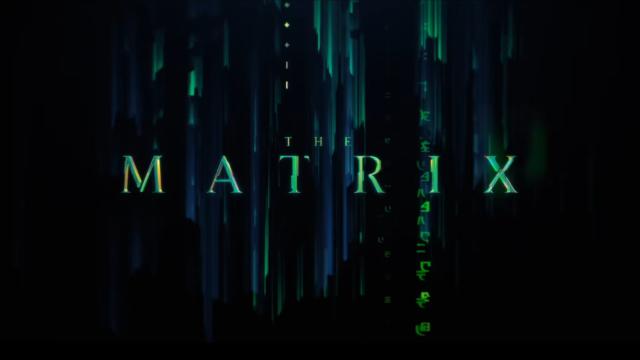 The Matrix : Resurrections